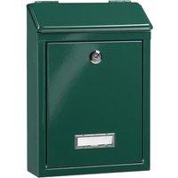 Boîte aux lettres missive galvanisé LB 3 - vert