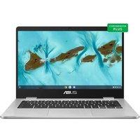 Ordinateur Portable Chromebook ASUS C424MA EB0075 14 FHD Celeron N4020 RAM 4 Go Stockage 64Go eMMC Chrome OS AZERTY