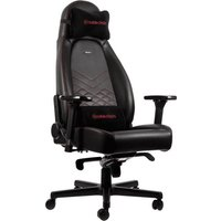 NOBLE CHAIRS Siège gamer Icon Series Black et Red