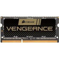CORSAIR Mémoire PC Portable SO DIMM DDR3 Vengeance 4 Go (1x4Go) 1600MHz CAS 9 (CMSX4GX3M1A1600C9)
