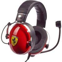 THRUSTMASTER Casque gaming T.Racing Scuderia Ferrari Ed