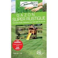 GONDIAN Gazon super rustique - 1 kg