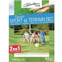 GONDIAN Gazon sport&terrain sec - 1 kg