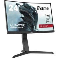 Ecran PC Gamer Incurvé IIYAMA G Master Red Eagle 236 FHD Dalle VA 1 ms 165Hz 2 x HDMI / DisplayPort AMD FreeSync