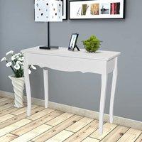 MEUBLES. Notre table de console, dotée d'un design simple et irréprochable, sera certainement un excellent supplément à votre salon, salle à manger, c