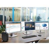 HP t640 Client léger SFF 1 x Ryzen Embedded R1505G / 2.4 GHz RAM 8 Go Flash 32 Go