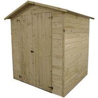 Abris de jardin en bois 12 mm - 3,63 m²