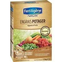 NATUREN Engrais Potager, Légumes et Fruits - 1,5 kg