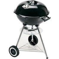 Barbecue boule à charbon Grill Chef - Acier - Noir