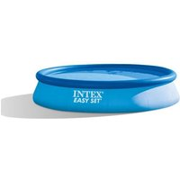 INTEX Kit piscine autoportée Easy Set - Ø396 x 83 cm