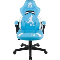 Fauteuil Gaming Junior SUBSONIC OM Olympique de Marseille Licence Officielle