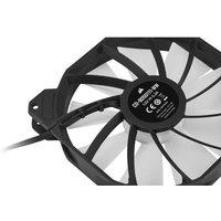 CORSAIR Ventilateur SP Series SP140 RGB ELITE Diametre 140mm LED RGB Fan with AirGuide Dual Pack (CO 9050111 WW)