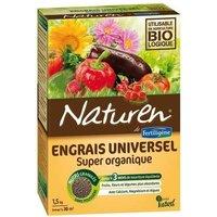 NATUREN Engrais Universel Super Organique - 1,5 kg
