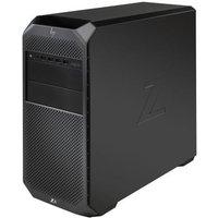 HP Workstation Z4 G4 MT 4U 1 x Xeon W 2123 / 3.6 GHz RAM 16 Go SSD 256 Go Graveur de DVD Aucun graphique GigE