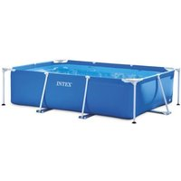 INTEX Piscine rectangulaire tubulaire - 260 x 160 x 65 cm