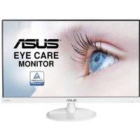 Ecran PC ASUS VC239HE W 23 FHD (1920 x 1080) Dalle IPS 16:9 250cd/m² HDMI et VGA Design sans bords White