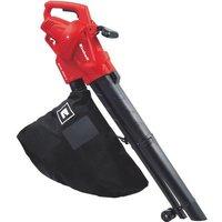 EINHELL Aspirateur-souffleur électrique 2500 W 40 L GC-EL 2500 E