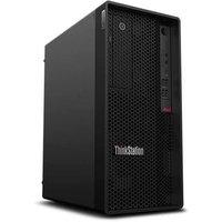 LENOVO ThinkStation P340 30DH Unité centrale Tour 1 x Core i5 10400 / 2.9 GHz RAM 8 Go SSD 256 Go