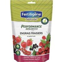 FERTILIGENE Engrais Performance Organics Fraisiers et Petits Fruits - 700 g