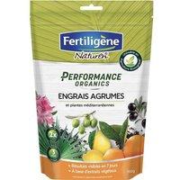 FERTILIGENE Engrais Performance Organics Agrumes, Plantes Méditerranéennes - 700 g