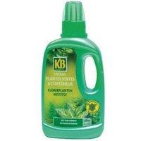 KB Engrais plantes vertes et d'intérieur - 500 ml