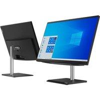 LENOVO PC All in one LN V50a 24IMB AIO I310100T 8 Go 1 To 238 Black et Silver