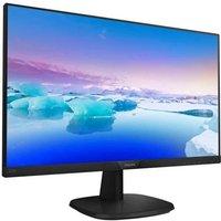 PHILIPS Moniteur LCD V line 223V7QDSB 546 cm (215 ) Full HD WLED 16:9 Black Résolution 1920 x 1080