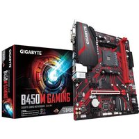 GIGABYTE Carte Mère Ultra Durable B450M GAMING AMD Chipset Socket AM4 32 Go DDR4 SDRAM RAM maximale UDIMM DIMM