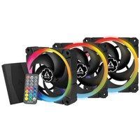 ARCTIC BioniX P120 A RGB (Pack de 3) Ventilateur 120mm A RGB pour boitier PC