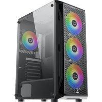 Boîtier PC XIGMATEK Gaming X Boitier sans Moyen tour Format ATX Black ( EN46621 )