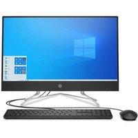 Ordinateur Tout en un HP 24 df0137nf 238 Core i3 1005G1 RAM 8 Go Stockage 256Go Windows 10