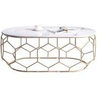 MEUBLES. Cette table basse combine des lments modernes et lgants avec un design de plateau cratif pour mettre en valeur la beaut des lignes du cadrebr