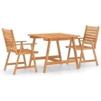 MEUBLES. Spécification: ?Matériau : bois d'acacia massif avec finition à l'huile ?Dimensions de la table : 88 x 88 x 74 cm (L x l x H)?Dimensions de l