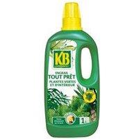KB Engrais tout prêt plantes vertes 1L