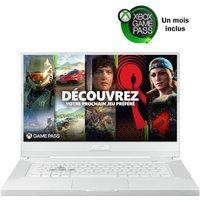 PC Portable Gamer ASUS DASH TUF516PM HN072T 15.6 FHD 144Hz Core i7 11370H RAM 16Go SSD 512Go RTX 3060 6 Go Win10 AZERTY