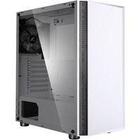 ZALMAN BOITIER PC R2 Moyen Tour White Verre trempé Format E ATX (R2TGWH)