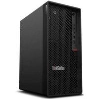 LENOVO ThinkStation P340 30DH Station de travail Tour 1 x Core i7 10700 / 2.9 GHz vPro RAM 8 Go SSD 256 Go
