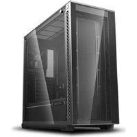 DEEPCOOL BOITIER PC Matrexx 70 Black Verre trempé Format E ATX (DP ATX MATREXX70 BKG0P)