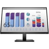 HP P24q G4 P Series écran LED 23.8 2560 x 1440 QHD @ 60 Hz IPS 250 cd/m² 1000:1 5 ms HDMI VGA Black