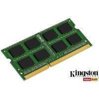 KINGSTON Mémoire PC Portable ValueRAM SO DIMM DDR3 4 Go (1x4Go) 1600MHz CAS11 (KVR16S11S8/4)