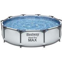 BESTWAY Piscine Hors-sol Tubulaire Steel Pro Max 305x76 cm