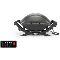 Barbecue WEBER électrique Q1400 Dark Grey - 2,2KW