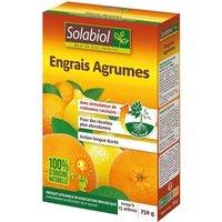 SOLABIOL SOAGY750 Engrais Agrumes - 750 G