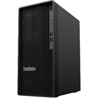 LENOVO ThinkStation P340 30DH Station de travail Tour 1 x Xeon W 1250 / 3.3 GHz vPro RAM 16 Go SSD 512 Go