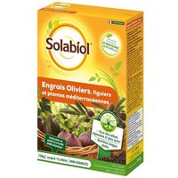 SOLABIOL SOLIVY750 Engrais Oliviers Et Figuiers - 750 G