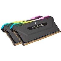 CORSAIR Vengeance RGB PRO Mémoire 3600Mhz 16GB 2x8GB CL16 DDR4 (CMH16GX4M2Z3600C16)
