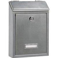Boîte aux lettres missive galvanisé LB 3 - gris