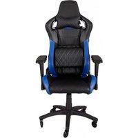 CORSAIR Siège Gaming T1 RACE Black / Blue (CF 9010014 WW)