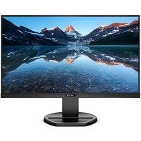 PHILIPSB Line 243B9 Écran LED 24 (23.8 visualisable) HDMI VGA DisplayPort USB C Haut parleurs Texture Black
