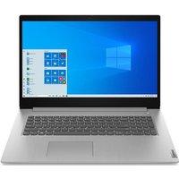 LENOVO IdeaPad 3 17ADA05 Ordinateur Portable 173'' AMD Ryzen 5 3500U 8 Go RAM 1 To HDD 128Go SSD Windows 10 AZERTY